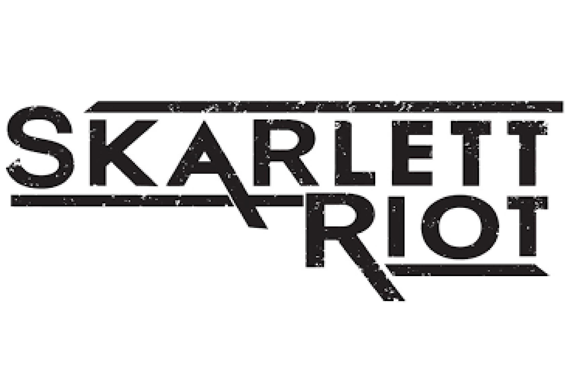 scarlett riot band logo