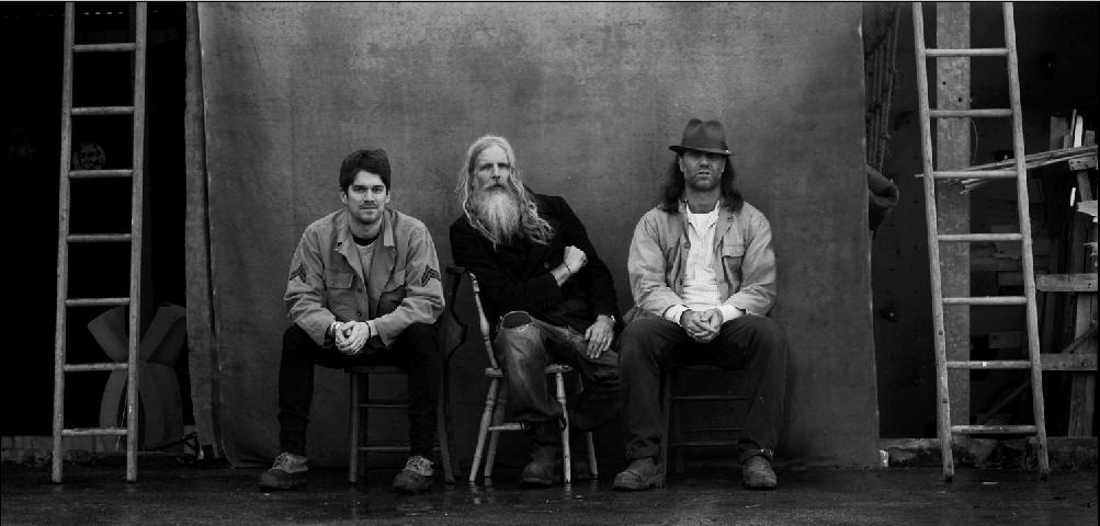 Reef band members portrait photo